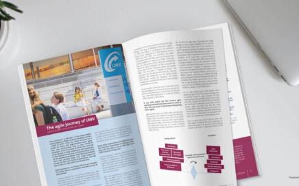 The agile journey of UWV