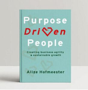 Puropose Driven People  - Alize Hofmeester
